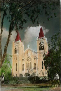 Baguio Cathedral picture