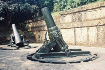 Battery, Corregidor image