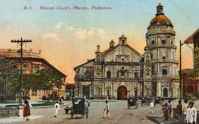 Binondo Church, Manila, Philippines image