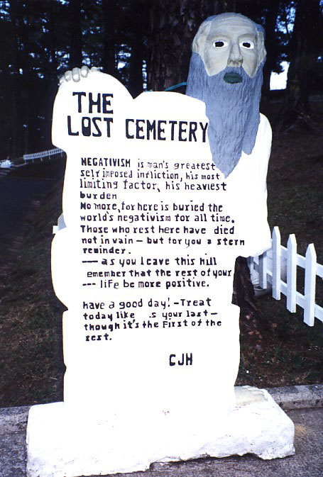 Cemetery of Negativity image