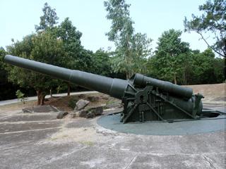 Corregidor cannon image