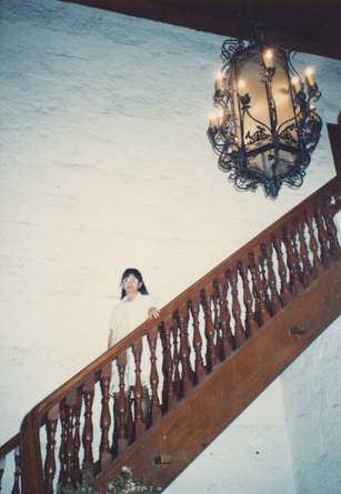 Staircase, Casa Manila, Manila, Philippines (image)