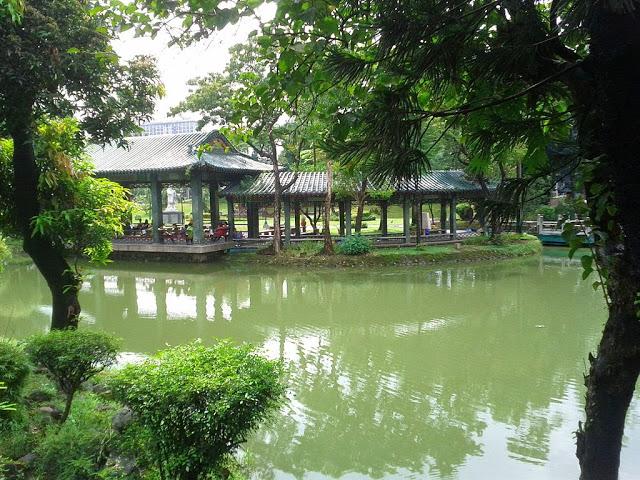 Chinese Garden, Rizal Park, Manila (image)