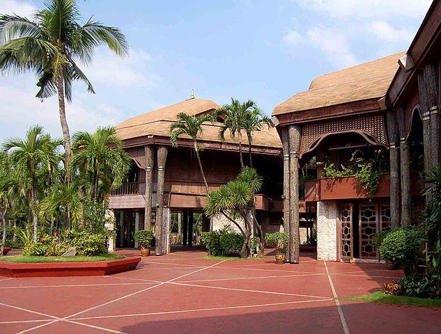 Coconut Palace, Manila (image)