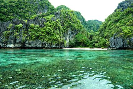 El Nido Lagoon, Palawan, Philippines (image)