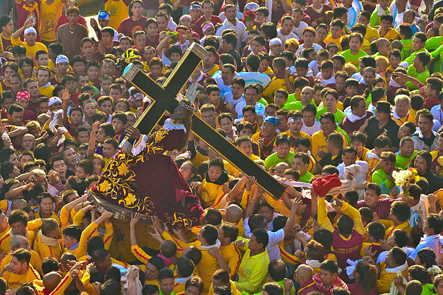 Feast of the Black Nazarene (image)
