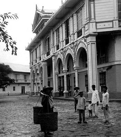 Hotel del Oriente, Manila (image)
