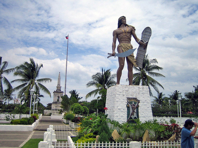 Mactan Shrine (image)