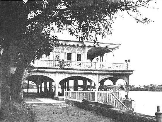 Malacanang Palace and Pasig River, Manila, 1898 (image)