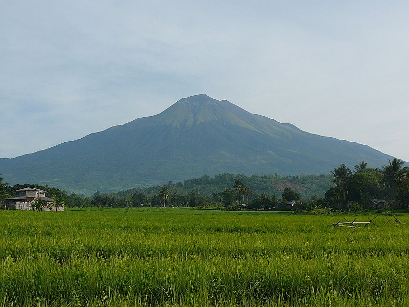 Mt Kanlaon (image)