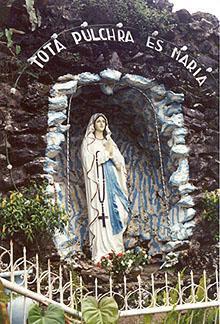 Lourdes Grotto, Baguio image 2